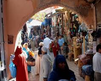 Buy in a Moroccan Souq